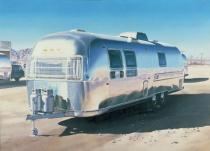 Ralph Goings, Airstream, 1970