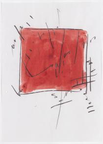 Imi Knoebel, untitled, 1975, Deutsche Bank Collection, � VG Bild-Kunst, Bonn 2009