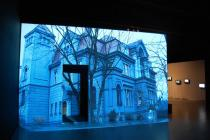 Anna Konik, The Villa of the Entranced, video installation, 2009