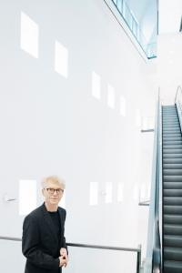 Kurt Wettengl, Director Museum Ostwall at the Dortmunder U. Photo Matthias Oertel