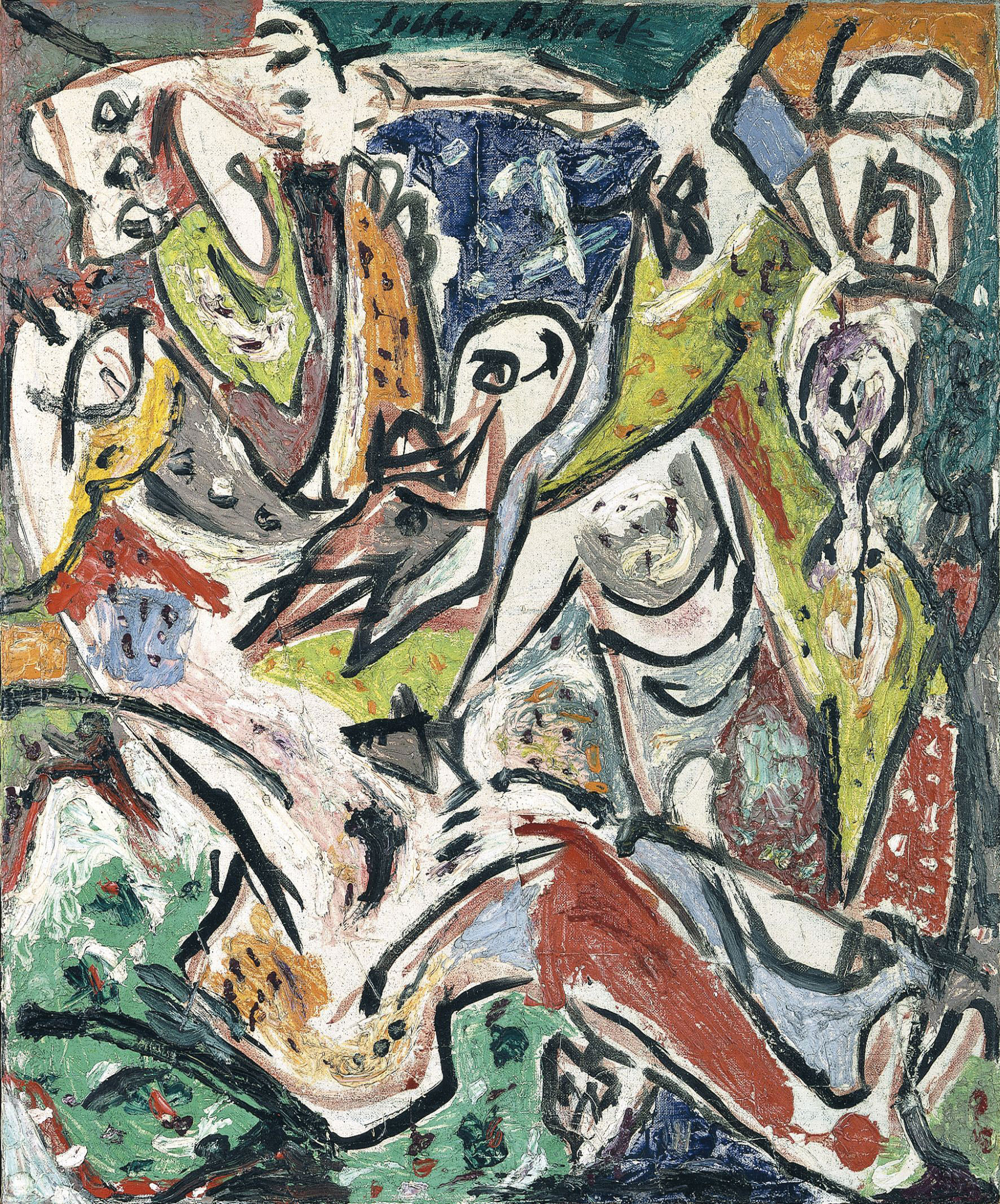jackson pollock interview William wright, 'an interview with jackson pollock', taped at the springs, long island, in the summer of 1950 and broadcast on radio station wer1 in westerly,.